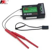 1pcs Original Flysky FS IA10B FS IA10B 10ch Receiver For Transmitter FS I10 FS I6S FPV