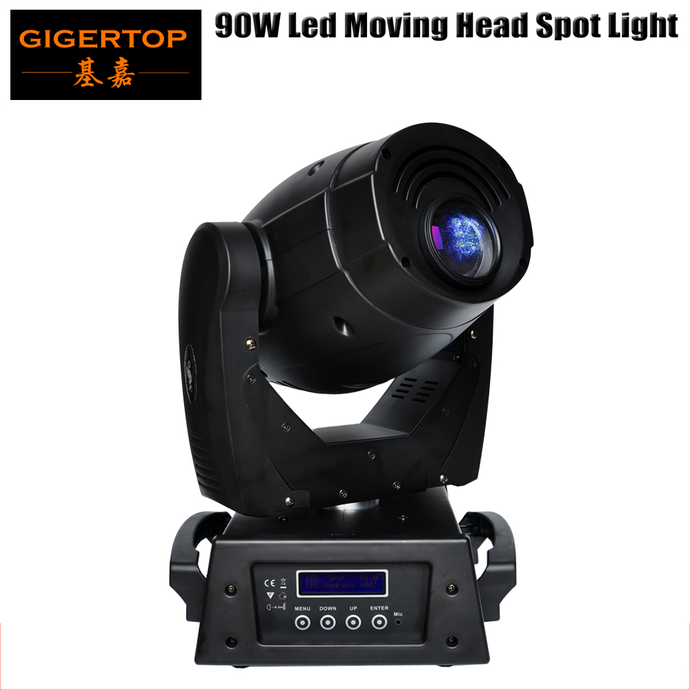 New Arrival 90W Led Moving Head Light DMX512 16CHs Strong Powerful 180W Spot Beam Moving Head for Stage Led Stage Light 90V-240V стоимость