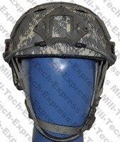 SNELLE ACU PJ Carbon Stijl Vented Airsoft Tactical Helm/Ops Core Stijl Hoge Cut Training Helm/SNELLE Ballistische Stijl Helm.