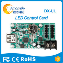 Led Rental Dx-UL Asynchronous Control Card For Bus Led Sign(China)