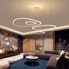 New Minimalist White led ceiling lights for living room bedroom plafondlamp light modern lamp