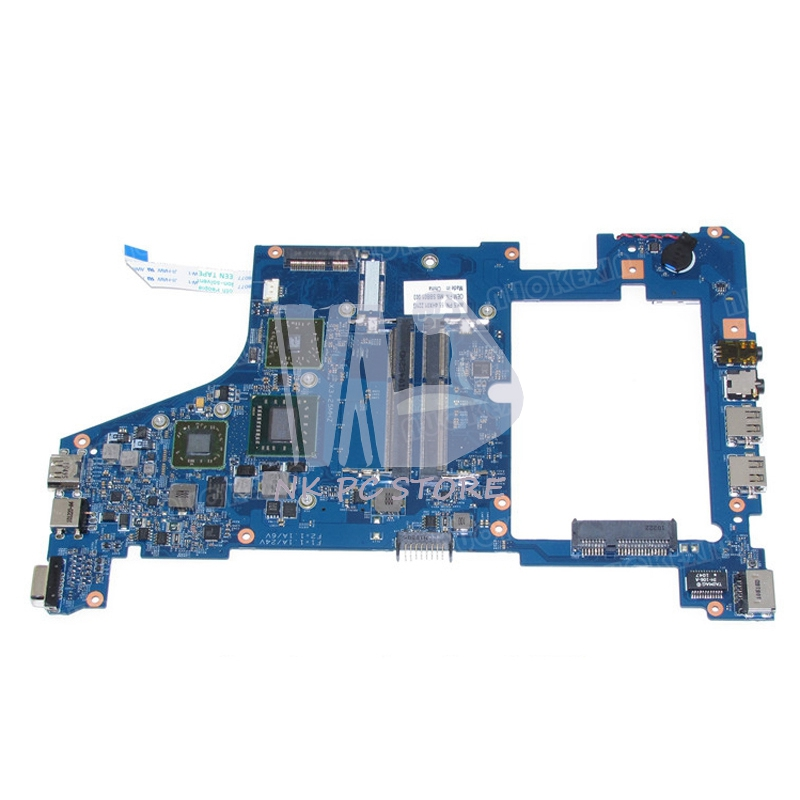 New MB SBB01 003 MBSBB01003 For Acer aspire one 721 1551 Laptop Motherboard 48 4HX01 031