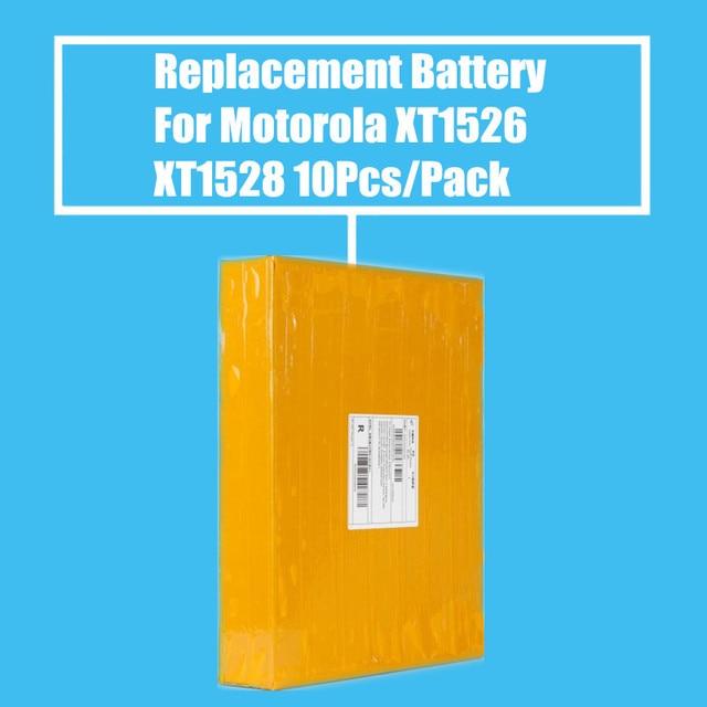 10Pcs/Pack Replacement Battery 2390mah For Motorola E2 XT1526 XT1528 High Quality