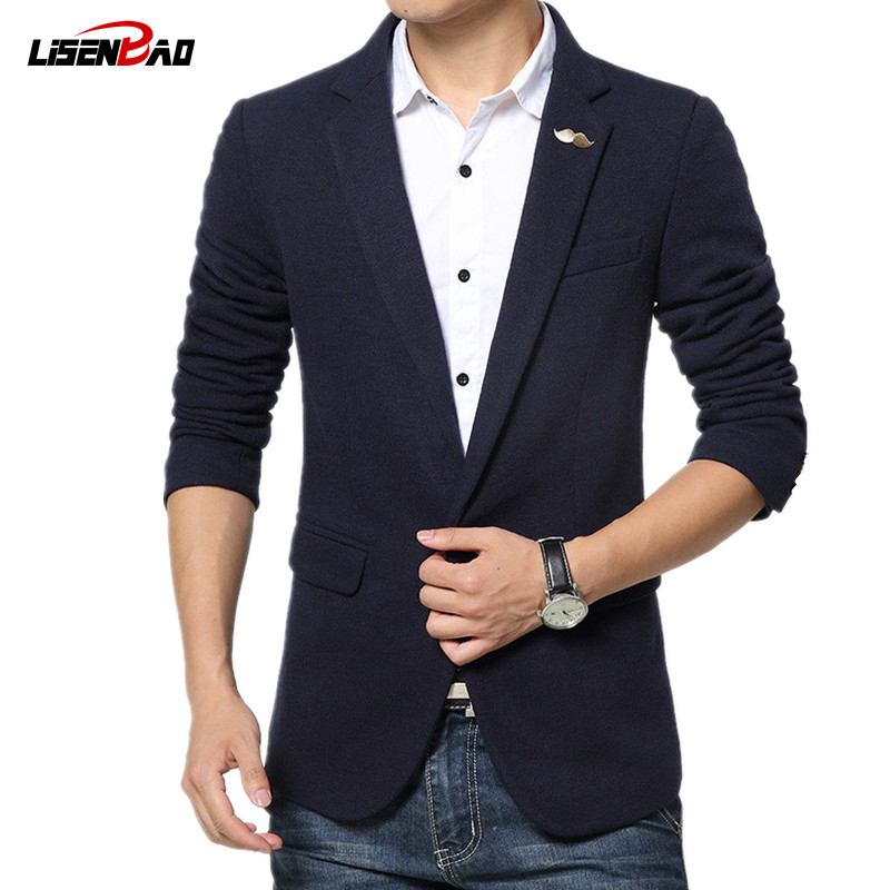 2017 Summer Style Business Casual Suit Men Blazers Set ...