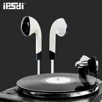 IpsdiEP1309สีขาวในหูหูฟังสำหรับคอมพิว