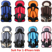 Mambobaby 2018 New Portable Infant 9 15KG Car Safety Seat Thickening Sponge Child Chairs Automobile Seats