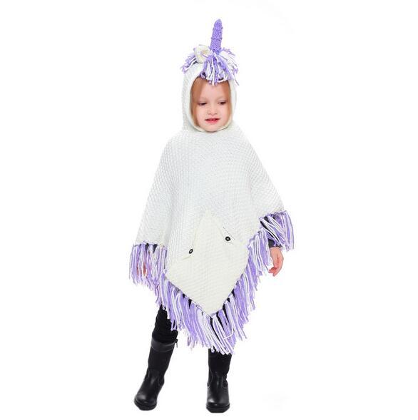 Купить модный детский шарф «единорог» детская зимняя шапка ручной работы