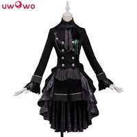 UWOWO Sexy Anime Black Butler Ciel Phantomhive Cosplay Costume Man Suit Full Set Costume for Christmas Party Halloween Cosplay