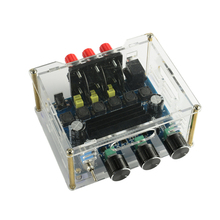 TPA3116D2 2.1 High Power Digital Amplifier Board Stereo+Subwoofer Audio Amplifiers 50W*2+100W For Stage Speaker amplificador DIY nobsound mini hifi 2 1 channel tpa3116d2 digital power amplifier hi fi stereo audio bass amp 2 50w subwoofer