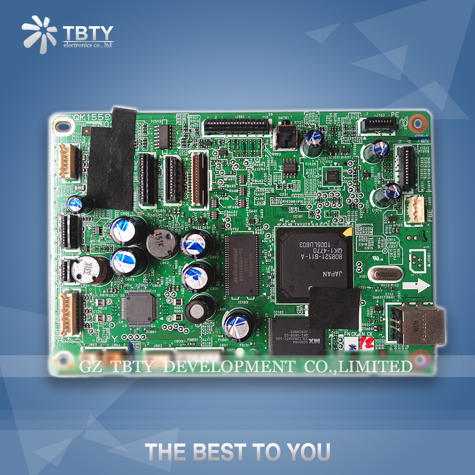 100% Test Main Board For Canon MP558 MP545 MP 558 568 545 Formatter Board Mainboard On Sale formatter pca assy formatter board logic main board mainboard mother board for hp m775 m775dn m775f m775z m775z ce396 60001
