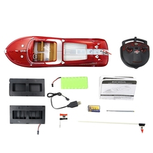 Flytec Remote High Speed Speedboat Racing Control Boat
