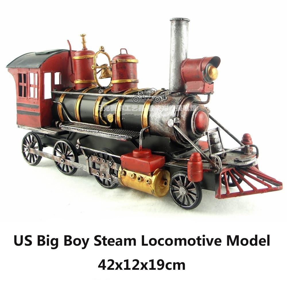 Big Boy Train Toys : United states big boy steam locomotive handmade vintage