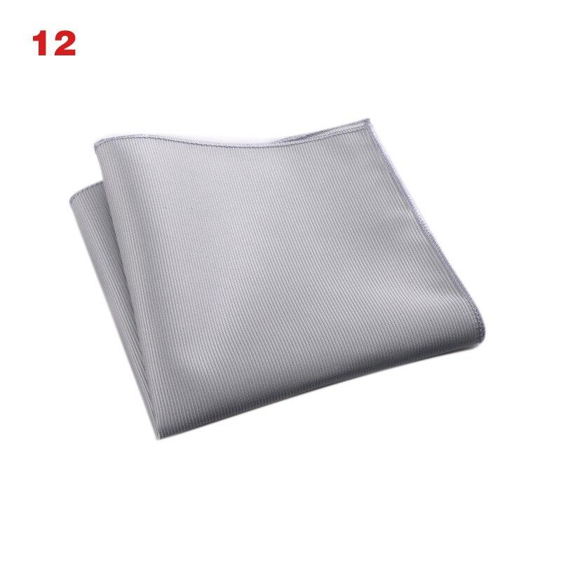 Vintage Men British Design Floral Print Pocket Square Handkerchief Chest Towel Suit Accessories NFE99