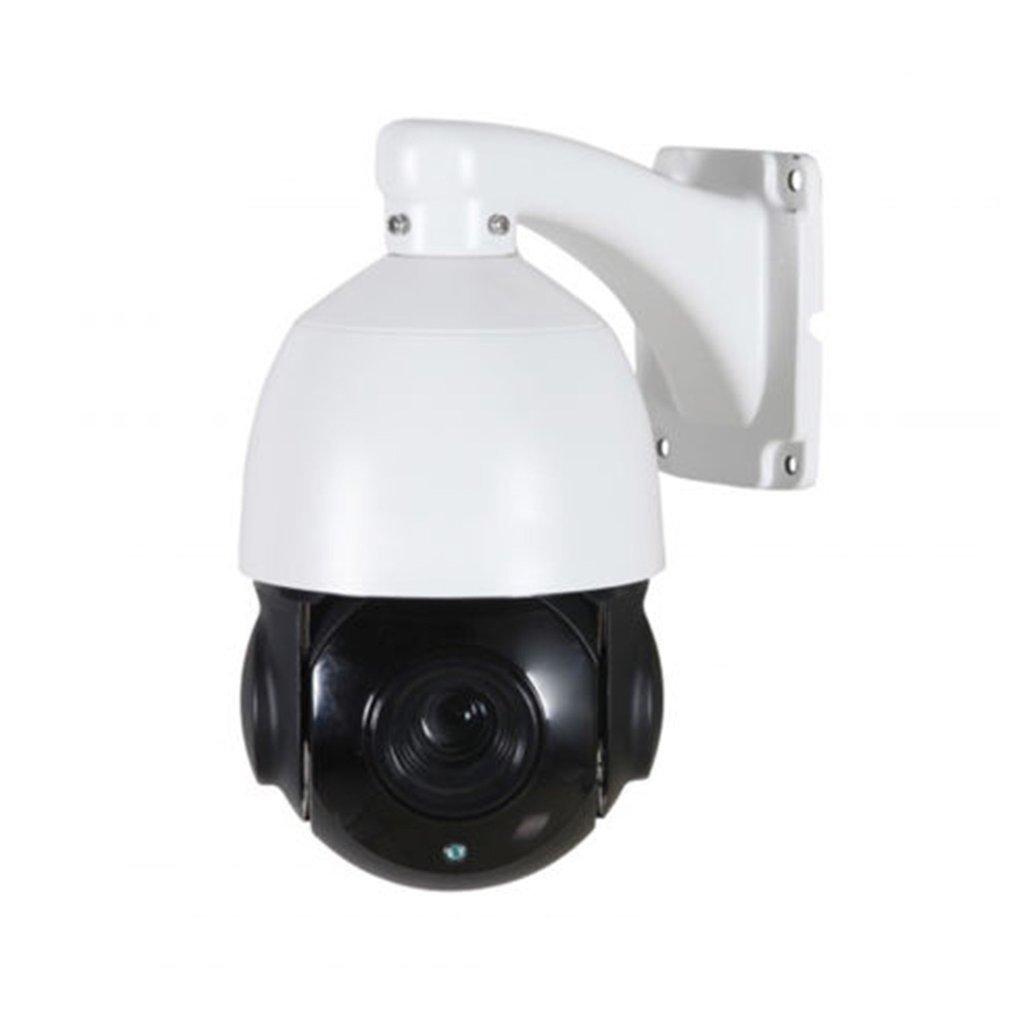 30X зум 1080P 2.0MP Водонепроницаемый PTZ скорость купольная ИК камера Поддержка ночного видения мини камера безопасности для дома и офиса