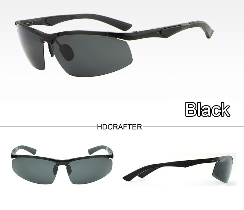 Polarizzati Oculos HDCRAFTER Uomo 14