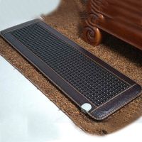 Free Shipping Jade Physical Therapy Cushion Germanium Tourmaline Health Heated Sofa Electric Heat Mats Health Care