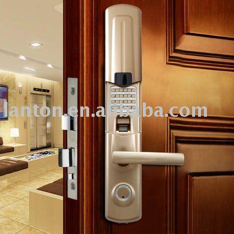 The Most Secure Fingerprint Door Lock
