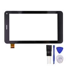 Black 7 inch Touch Screen RS-CQ793-V5.0  Sensor Glass Panel + Repair Tools Free Shipping