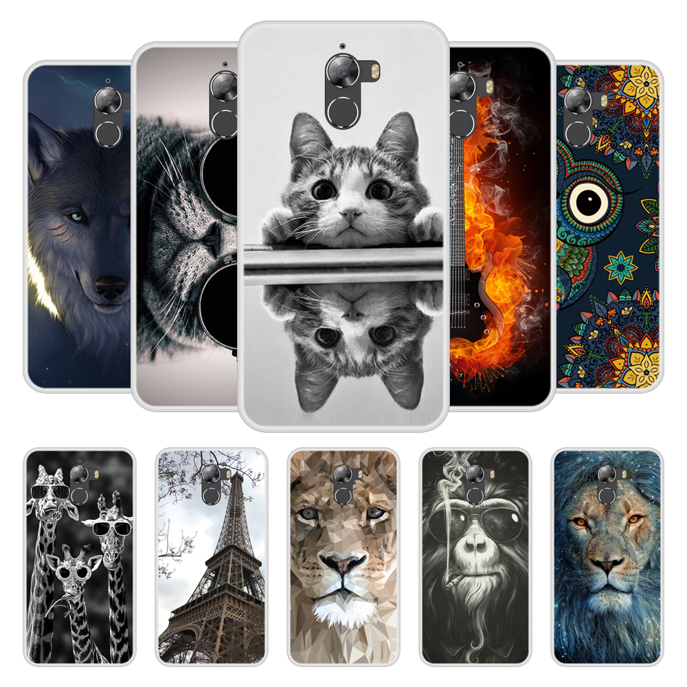 Phone Case For Wileyfox Swift 2 Soft Silicone TPU Chic Patterned Painting For Wileyfox Swift 2 Case