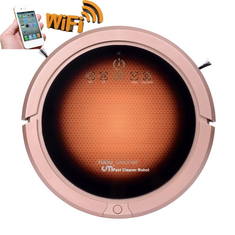 2018 Populaire Rode Kleur Smartphone WIFI APP Controle Robotic - Huishoudapparaten - Foto 4