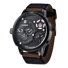 XINEW 30M waterproof Men s Military font b Luxury b font Watch font b Sport b