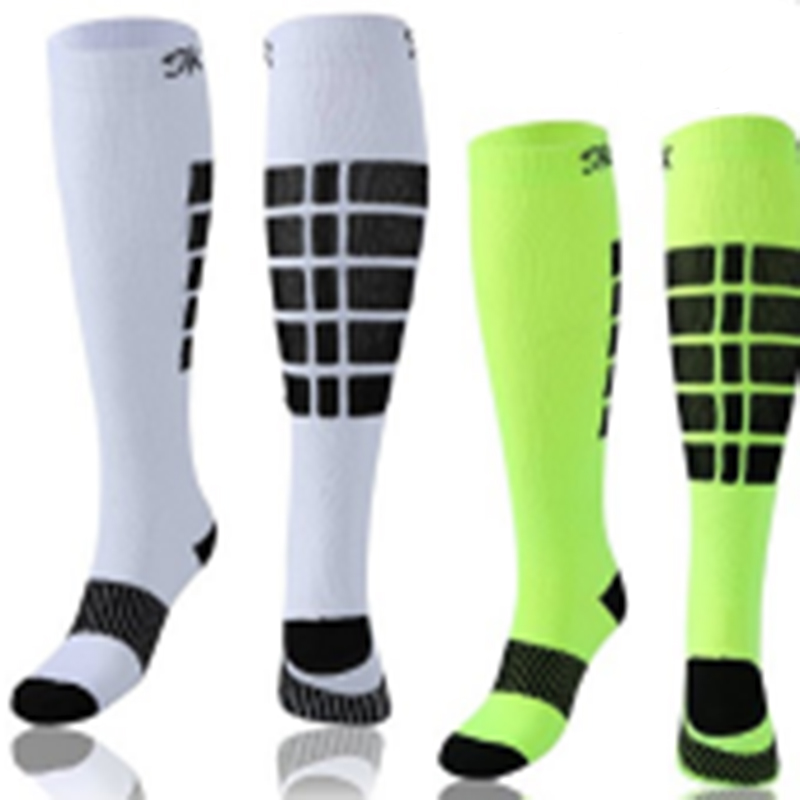 Fancyteck 2019 New Hot Anti Fatigue Unisex Compression   Socks   Medical Varicose Veins Leg Relief Pain Knee High Stockings