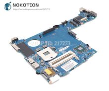Nokotion 651358-001 placa-mãe do portátil para hp elitebook 2560 p placa principal qm67 gma hd3000 ddr3(China)