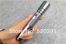 Discount! Powerful! Power Military 20000mw/20w Flashlight Green Laser Pointer 532nm Lazer Burning Match & Light Cigarettes+Charger+Gift
