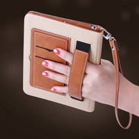 For Apple Ipad 2 3 4 Magnetic Genuine Leather Case Auto Wake Up Sleep Flip For