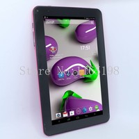 Glavey Quad Core pc tablets 9 inch Android 4.4 Allwinner A33 2 Dual Camera WIFI bluetooth G sensor OTG Capacitive Screen