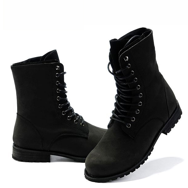 Aliexpress.com : Buy Free shipping! Retro Combat boots Winter ...