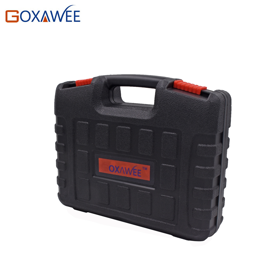 GOXAWEE Plastic Tools Carrying Case Tool Box For Dremel Electric Drill Rotary Tools Not include Mini Drill and Rotary Tools goxawee mini table vice dremel rotary tool screw bench vise for diy jewellery craft mould fixed repair tool dremel tools