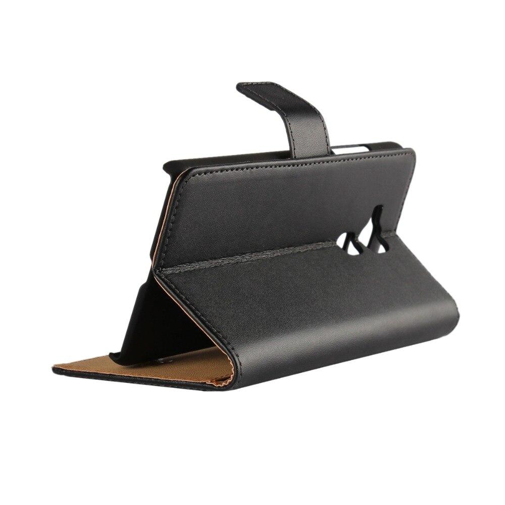Funda para huawei honor 7 lite billetera de cuero flip book bolsa de accesorios