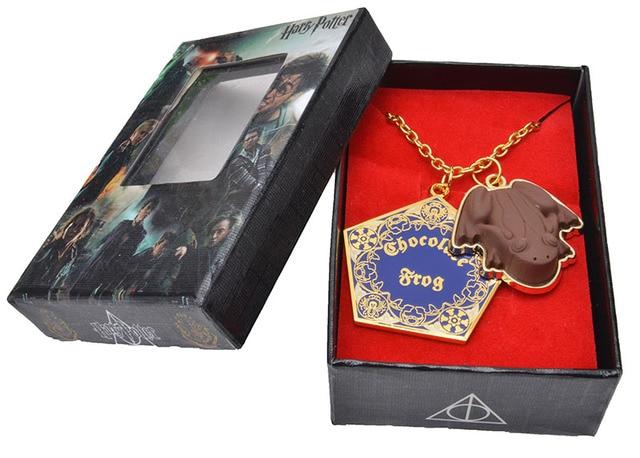 Брелок шоколадная лягушка Гарри Поттер 2