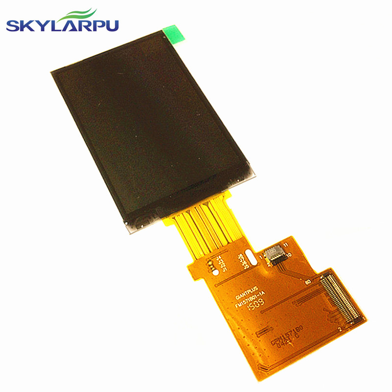 skylarpu New 2.6 inch LCD screen for GIANTPLUS FM1571B01-1A (No backlight) Bike Computer LCD display screen Repair replacement new 661 5976 lcd backlight board for imac 21 5 a1311 led display screen backlight inverter board v267 707 late 2011