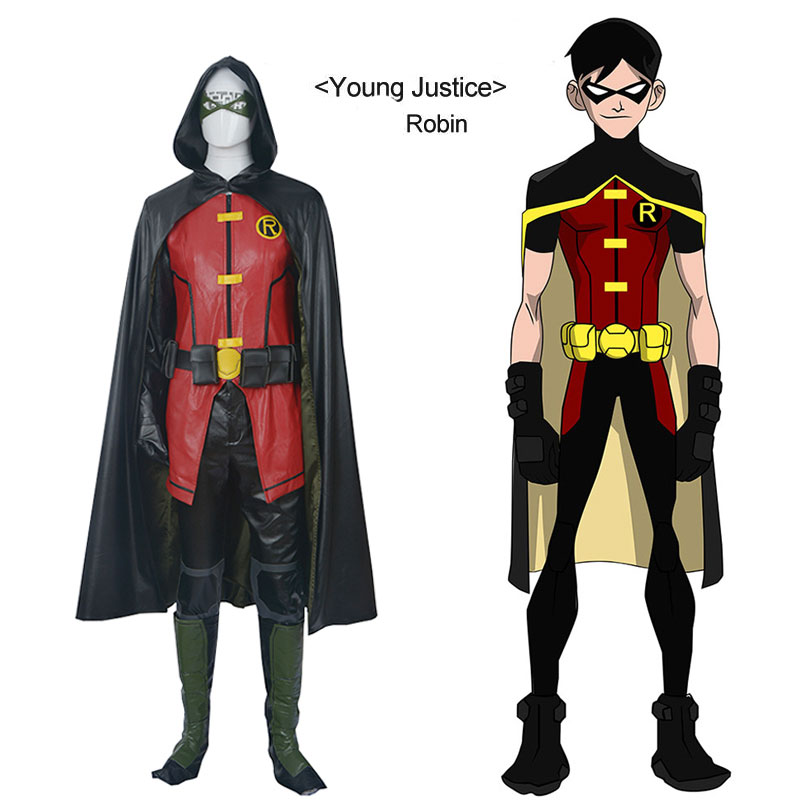 Online Buy Wholesale Teen Titans Cosplay From China Teen -4680