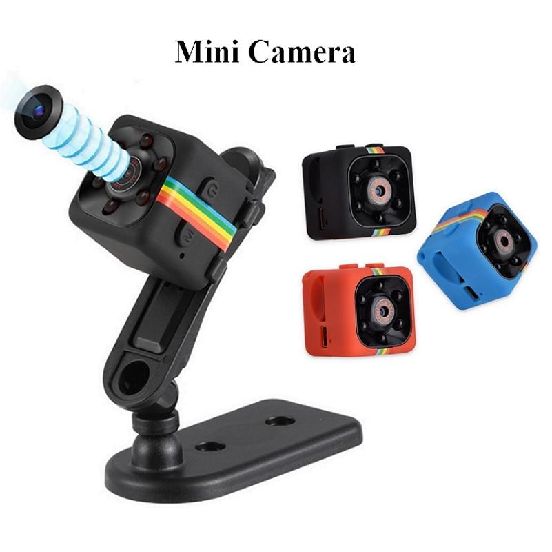 SQ11 1080 P Mini Cámara de Visión Nocturna Videocámara Coche DVR - Cámara y foto