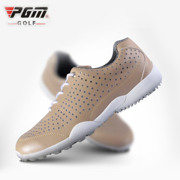 High Quality Mens Golf Shoes Spring Autumn Breathable Male Professional Training Shoes Studded Sports Tennis Shoes Hole Uppers