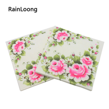 20pcs/pack/lot & Rose Paper