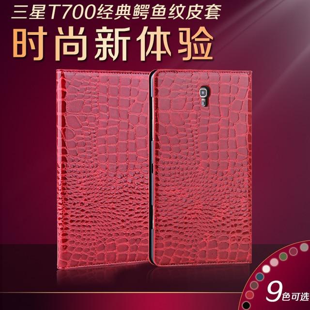 2014 MỚI NHẤT! Vàng sang trọng Cực Thông Minh Bao Da dành cho Samsung Galaxy Tab S 8.4 T700 T705 có Chân Đế 9 màu sắc,
