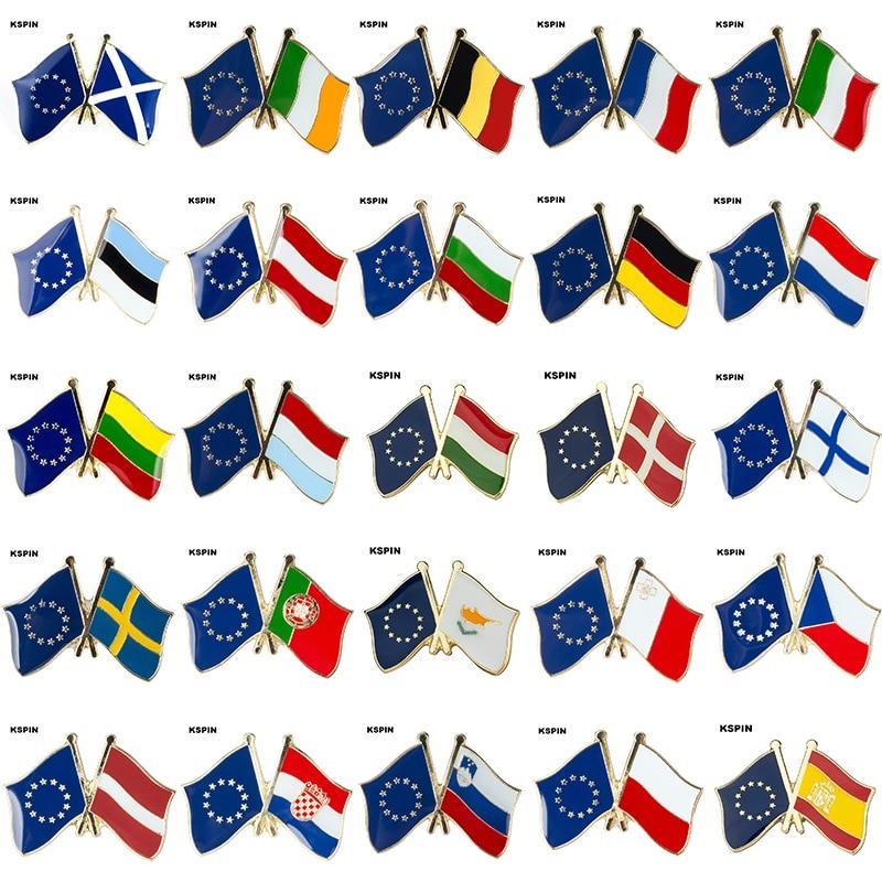 BURGUNDY France Metal Flag Lapel Pin Badge