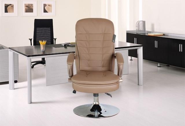 Salle de réunion de bureau chaise de levage rotation vin café
