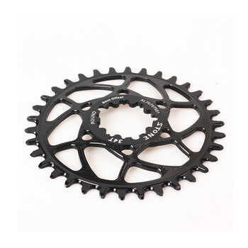 Stone Round Circle Single Chainring 6mm Offset Direct Mount For GXP X9 X0 XX1 XO1 12 Speed Narrow wide Bicycle Chainwheel Parts