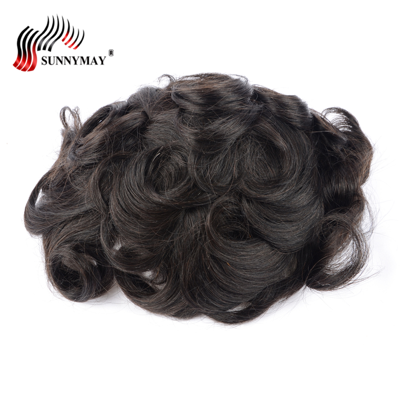 100% human remy hair men toupee , Australia brand, french lace with skin around . hair r ...