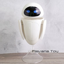 Wall E Transforming EVE (Eye Expressions) PVC Action Figure Dolls Kids Toy Birthday Gift(China)