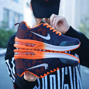 96a2c2a974b1d Official Sport Running Shoes Men Air Outdoor Max 270 Breathable Knitted Fly  Athletic