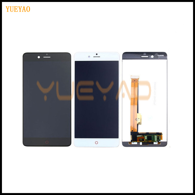 Display For ZTE Nubia Z17 mini NX569J NX569H LCD Display and Touch Screen Repair Parts Replacement Phone AccessoriesDisplay For ZTE Nubia Z17 mini NX569J NX569H LCD Display and Touch Screen Repair Parts Replacement Phone Accessories