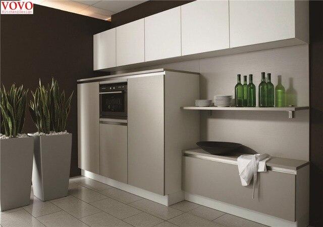 Keukenkast Zonder Deur : Keukenkast zonder handvat in keukenkast zonder handvat van