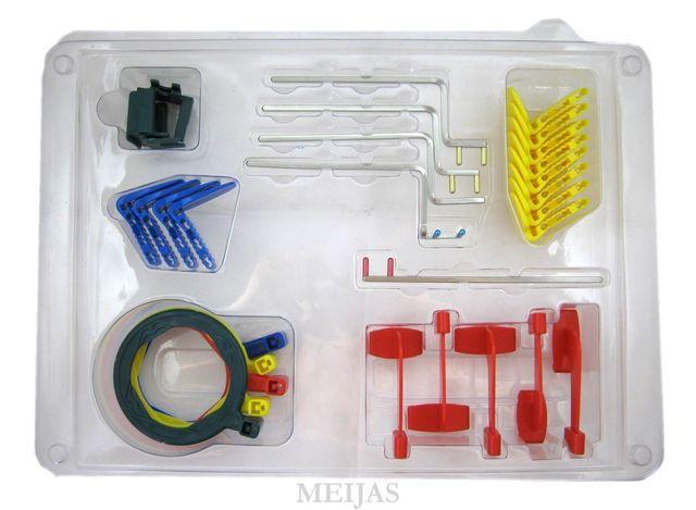 Sistema de Posicionamento Do Filme Dental Intra Oral Dental X-Ray Completo Colorido FPS3000