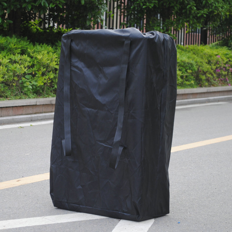 Двойной Ремень Через Плечо детская коляска дорожная сумка черная детская коляска защитный чехол детская коляска рюкзак два ремня